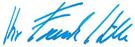 Unterschrift Frank Hille